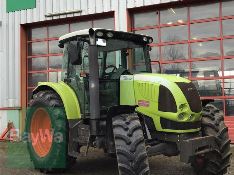 Photo CLAAS Ares 557