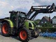 Traktor des Typs CLAAS Ares 557, Gebrauchtmaschine in Driedorf