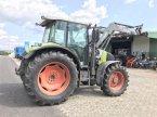 Traktor des Typs CLAAS Ares 566 mit Frontlader in Steinau
