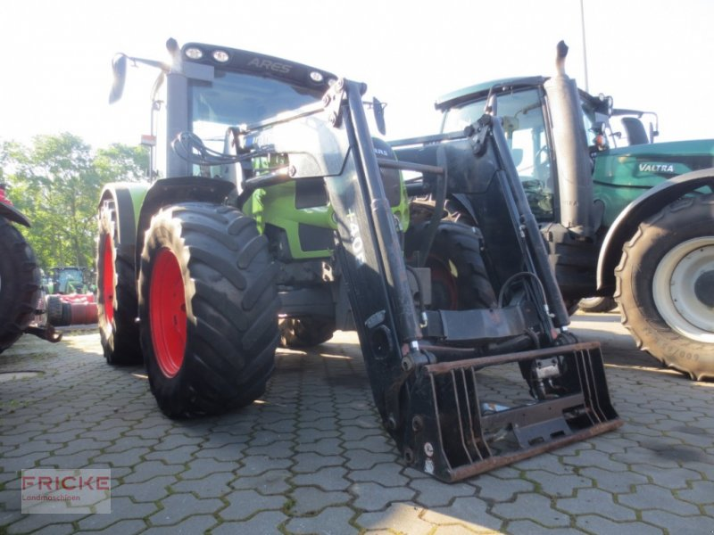Traktor типа CLAAS Ares 567 ATZ Comfort, Gebrauchtmaschine в Bockel - Gyhum (Фотография 1)