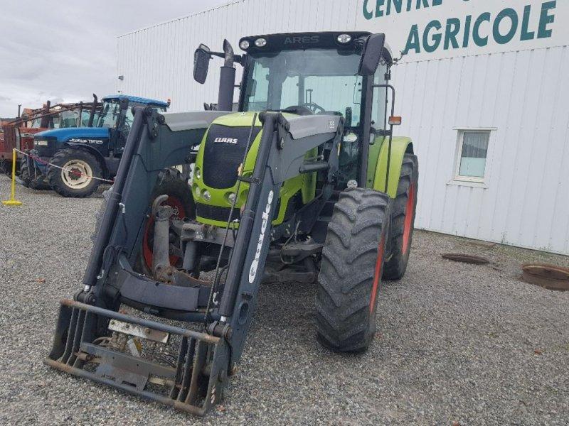 Traktor типа CLAAS ARES 567 ATZ, Gebrauchtmaschine в CASTETIS (Фотография 1)