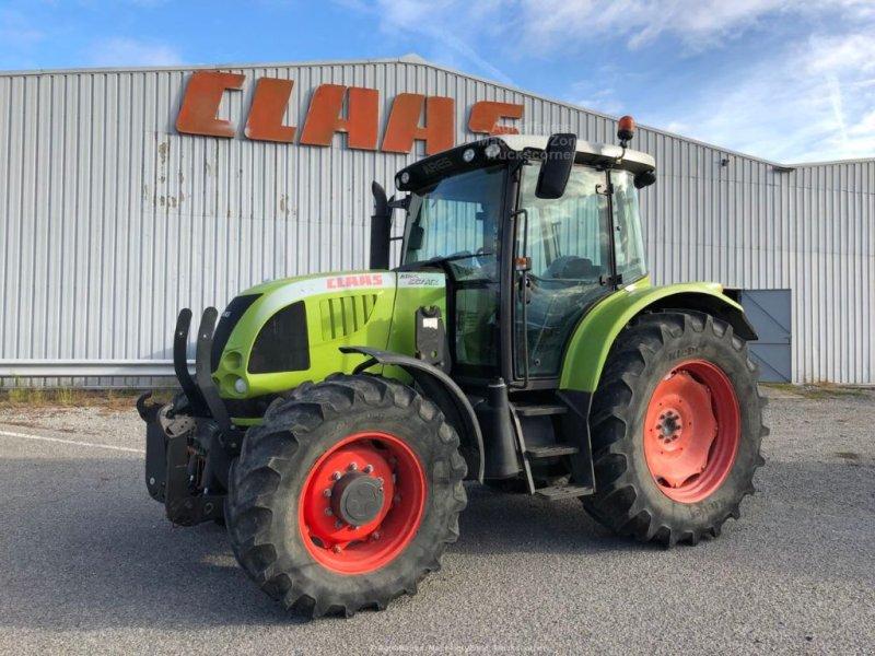 Traktor типа CLAAS ARES 567 ATZ, Gebrauchtmaschine в PONT DE L ISERE (Фотография 1)