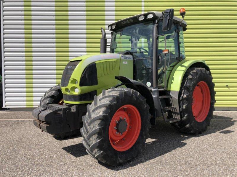 Traktor типа CLAAS ares 567 atz, Gebrauchtmaschine в AILLAS (33 - GIRONDE) (Фотография 1)