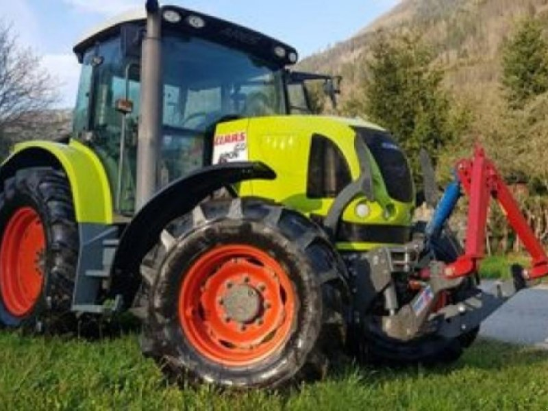 Traktor типа CLAAS ares 567 atz, Gebrauchtmaschine в ALTENFELDEN (Фотография 1)