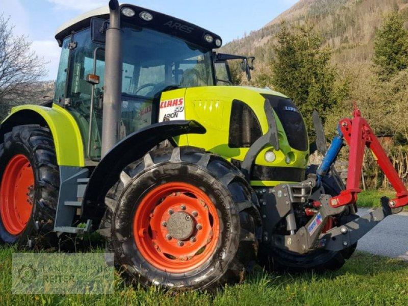 Traktor des Typs CLAAS Ares 567 ATZ, Gebrauchtmaschine in Arnreit (Bild 1)