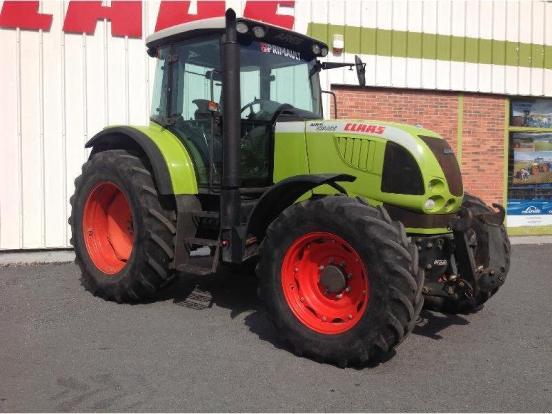 Traktor типа CLAAS ARES 617 ATZ, Gebrauchtmaschine в Reims (Фотография 1)