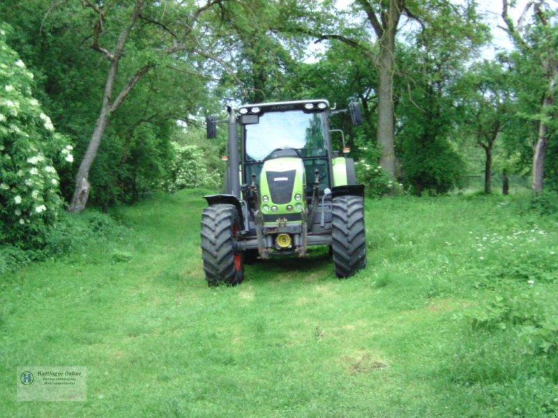 Traktor des Typs CLAAS Ares 617 ATZ, Gebrauchtmaschine in Aistersheim (Bild 1)