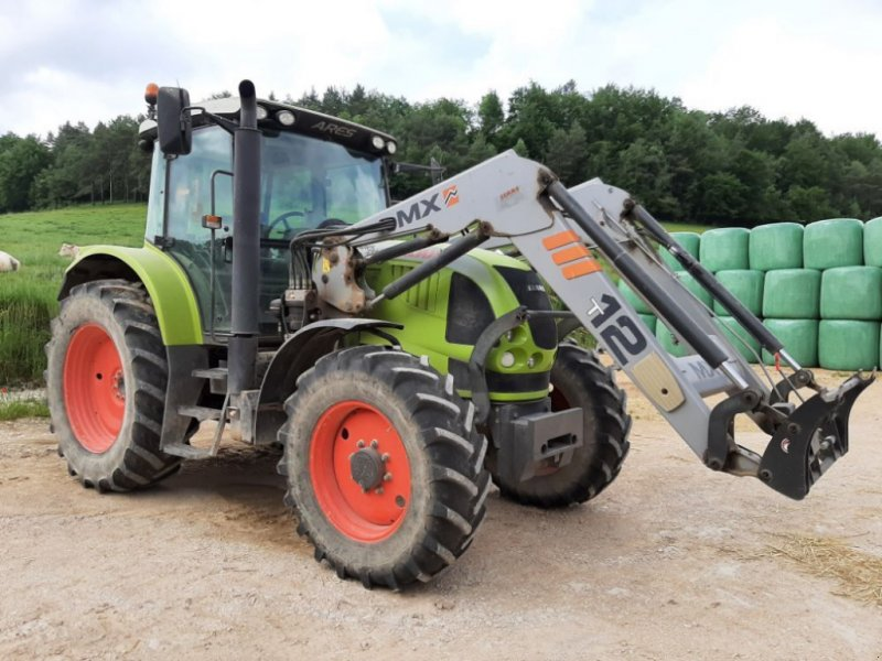 Traktor типа CLAAS ARES 617, Gebrauchtmaschine в CHAUMONT (Фотография 1)