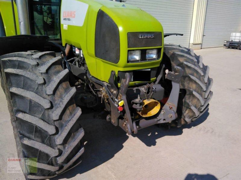 Traktor des Typs CLAAS ARES 656 RX, Gebrauchtmaschine in Aurach (Bild 5)