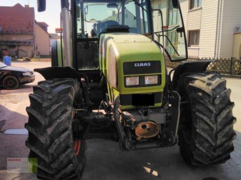 Traktor des Typs CLAAS ARES 656 RX, Gebrauchtmaschine in Aurach (Bild 4)