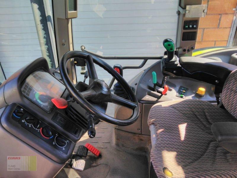 Traktor des Typs CLAAS ARES 656 RX, Gebrauchtmaschine in Aurach (Bild 11)