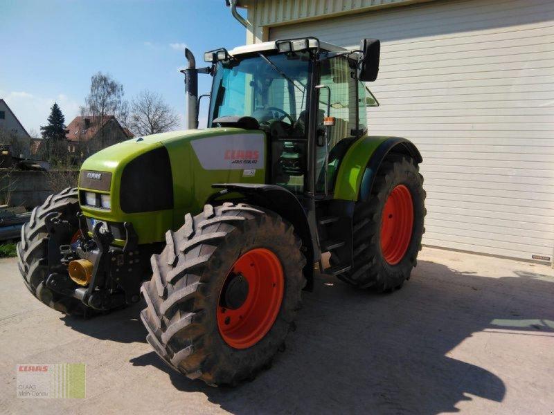 Traktor des Typs CLAAS ARES 656 RX, Gebrauchtmaschine in Aurach (Bild 1)