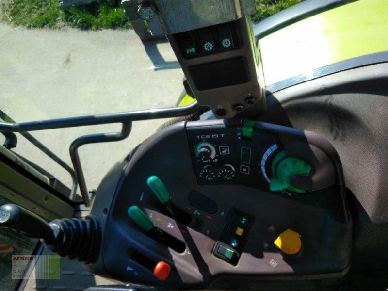 Traktor des Typs CLAAS ARES 656 RX, Gebrauchtmaschine in Aurach (Bild 14)