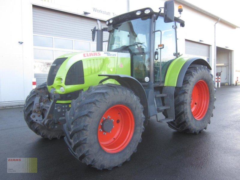 Traktor des Typs CLAAS ARES 657 ATZ CIS, Gebrauchtmaschine in Neerstedt (Bild 1)