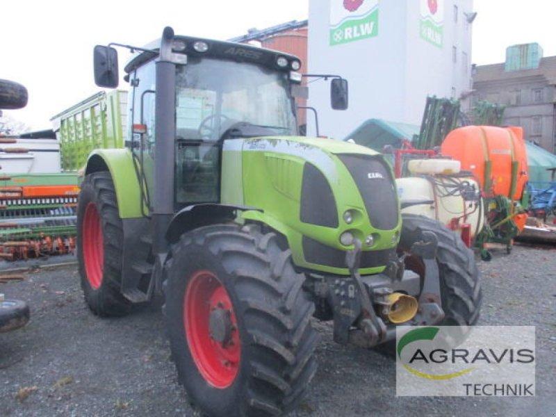 Traktor des Typs CLAAS ARES 657 ATZ COMFORT, Gebrauchtmaschine in Lage (Bild 1)