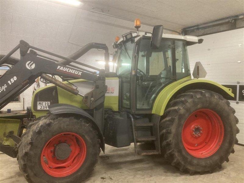 Traktor typu CLAAS Ares 696 RZ Med Frontlæsser., Gebrauchtmaschine w Dalmose (Zdjęcie 1)