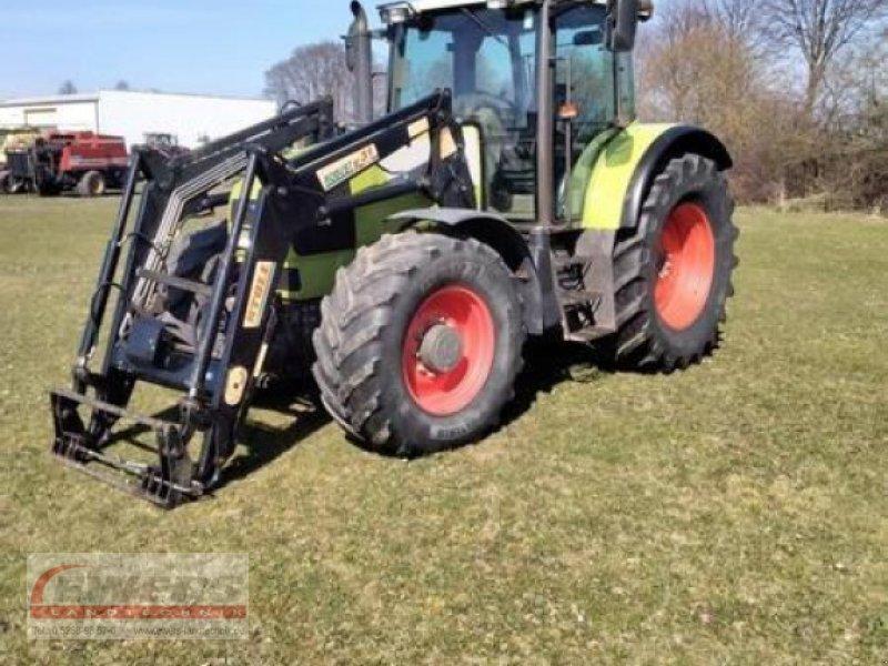 Traktor des Typs CLAAS Ares 696, Gebrauchtmaschine in Salzkotten (Bild 1)