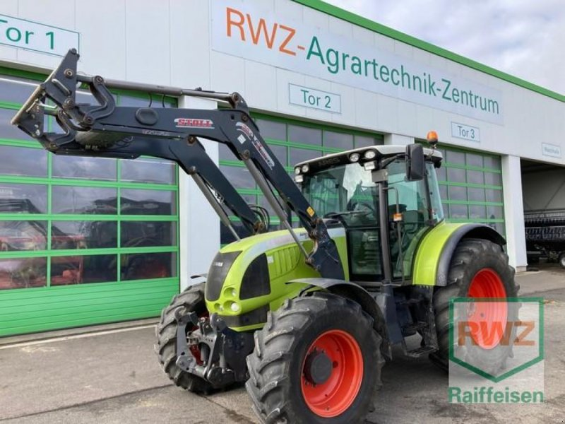 Traktor des Typs CLAAS ARES 697 ATZ, Gebrauchtmaschine in Kastellaun (Bild 1)