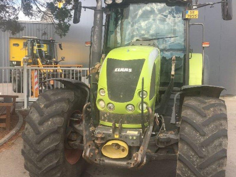 Traktor типа CLAAS ARES 697 ATZ, Gebrauchtmaschine в Noerdange (Фотография 1)