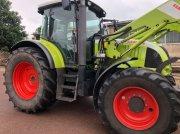 Traktor des Typs CLAAS Ares 697, Gebrauchtmaschine in Wettin-Löbejun