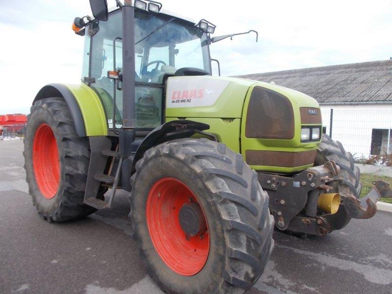 Traktor типа CLAAS ARES 816 RZ, Gebrauchtmaschine в Ste Catherine (Фотография 1)
