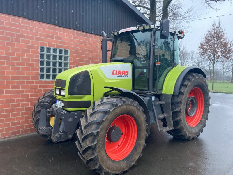Traktor des Typs CLAAS Ares 826 RZ, Gebrauchtmaschine in Hopsten (Bild 1)