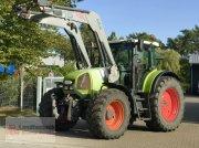 Traktor typu CLAAS Ares 836 RZ + Mailleux MX T15 Frontlader, Gebrauchtmaschine v Marl