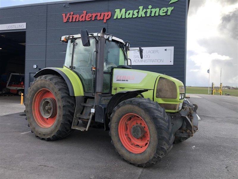 Traktor типа CLAAS Ares 836RZ, Gebrauchtmaschine в Vinderup (Фотография 1)