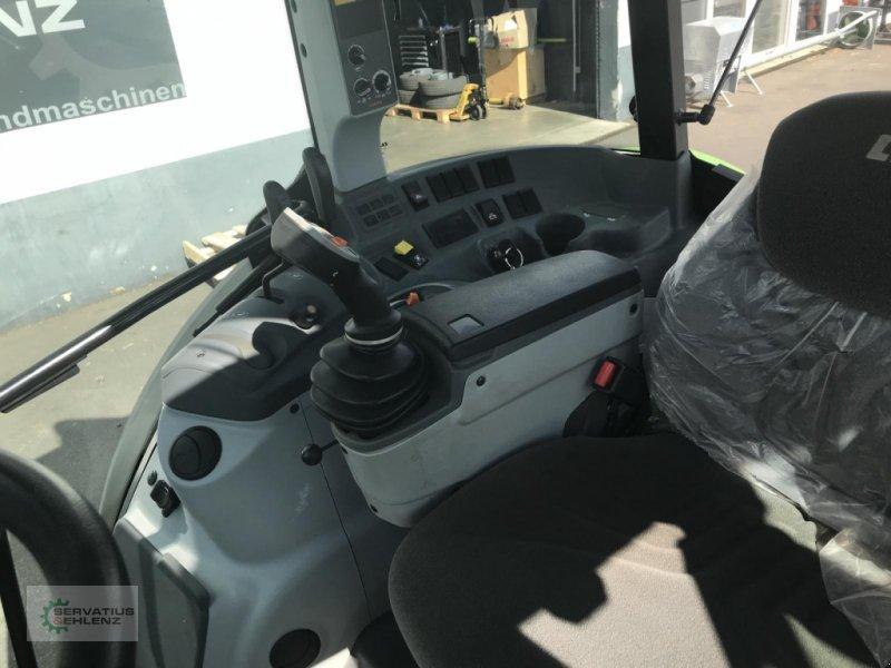 Traktor des Typs CLAAS ARION 410 90PS inkl. Frontlader, Gebrauchtmaschine in Prüm (Bild 5)