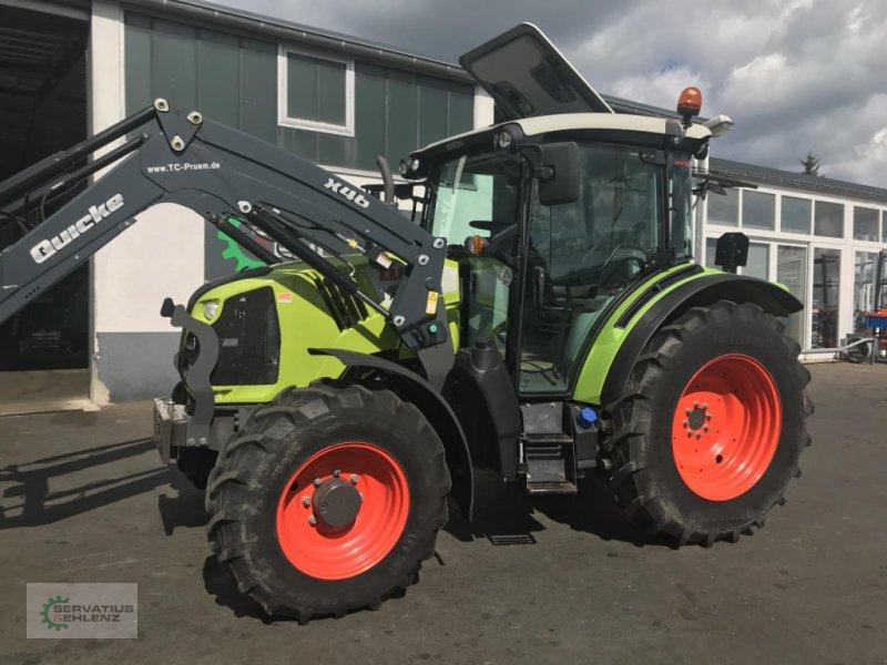 Traktor des Typs CLAAS ARION 410 90PS inkl. Frontlader, Gebrauchtmaschine in Prüm (Bild 2)