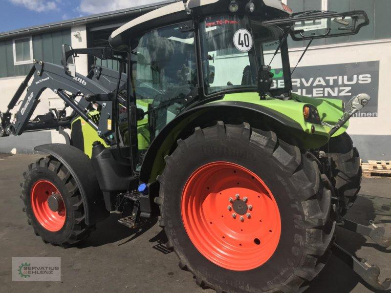 Traktor des Typs CLAAS ARION 410 90PS inkl. Frontlader, Gebrauchtmaschine in Prüm (Bild 6)