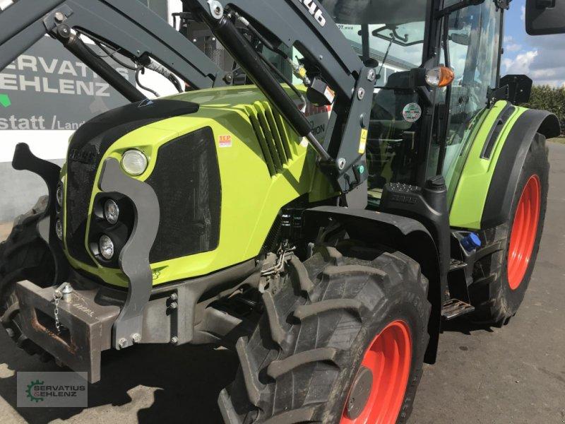 Traktor des Typs CLAAS ARION 410 90PS inkl. Frontlader, Gebrauchtmaschine in Prüm (Bild 7)