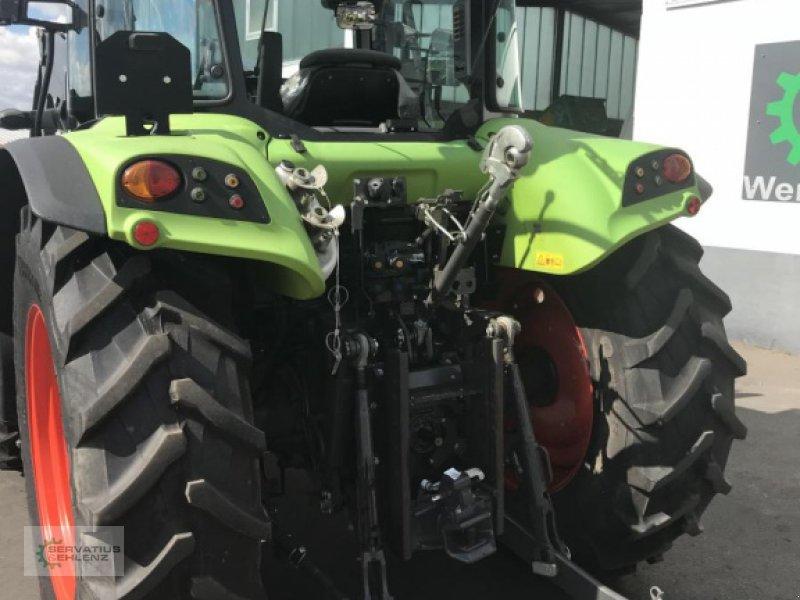 Traktor des Typs CLAAS ARION 410 90PS inkl. Frontlader, Gebrauchtmaschine in Prüm (Bild 4)