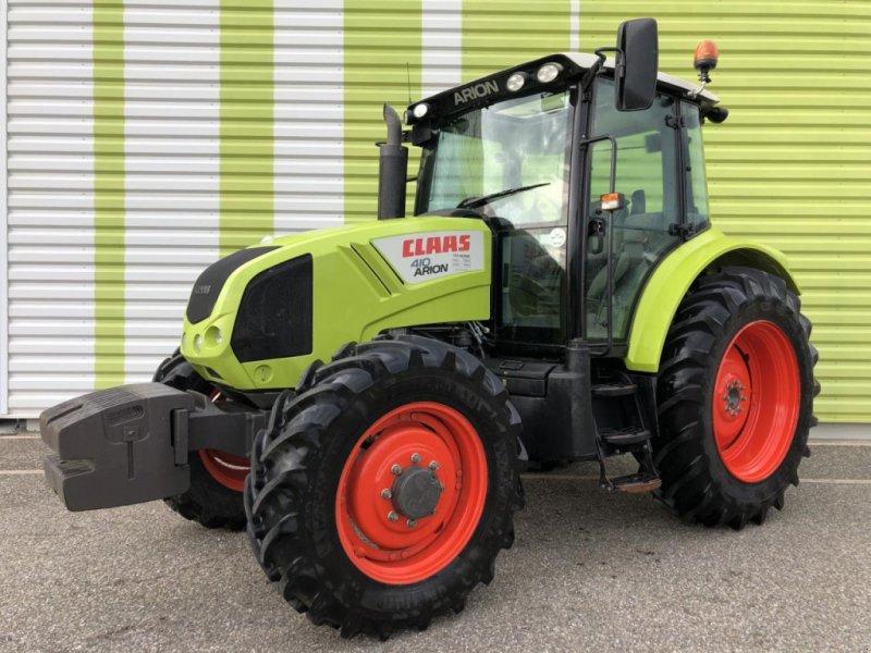 Traktor типа CLAAS arion 410 (a21/100), Gebrauchtmaschine в AILLAS (33 - GIRONDE) (Фотография 1)
