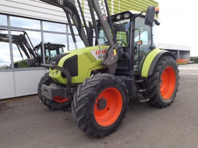 Traktor типа CLAAS arion 410 cis & mx u10, Gebrauchtmaschine в 800 SAULZET (Фотография 1)