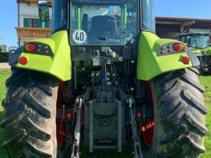 Traktor des Typs CLAAS ARION 410 CIS, Gebrauchtmaschine in Obersöchering (Bild 4)