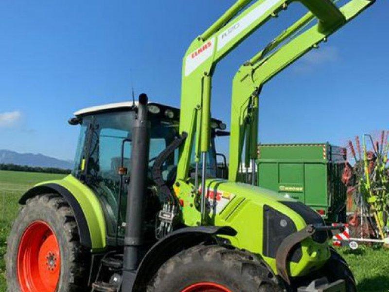 Traktor des Typs CLAAS ARION 410 CIS, Gebrauchtmaschine in Obersöchering (Bild 5)