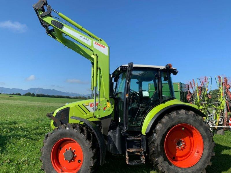 Traktor des Typs CLAAS ARION 410 CIS, Gebrauchtmaschine in Obersöchering (Bild 3)