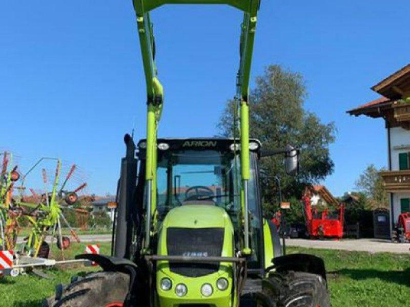 Traktor des Typs CLAAS ARION 410 CIS, Gebrauchtmaschine in Obersöchering (Bild 6)