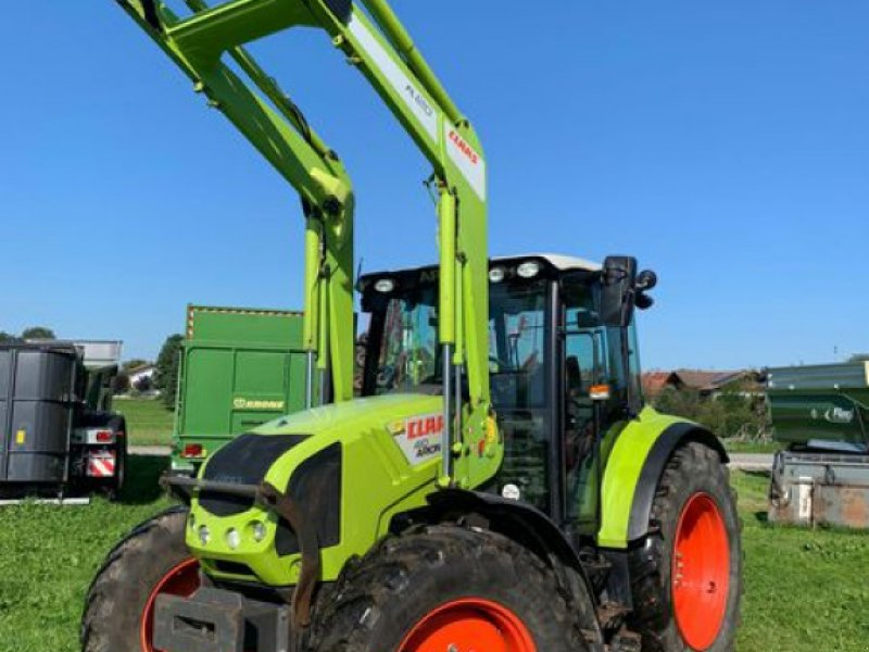 Traktor des Typs CLAAS ARION 410 CIS, Gebrauchtmaschine in Obersöchering (Bild 7)