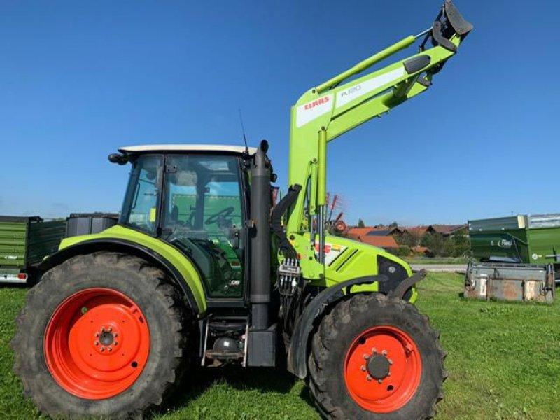 Traktor des Typs CLAAS ARION 410 CIS, Gebrauchtmaschine in Obersöchering (Bild 2)