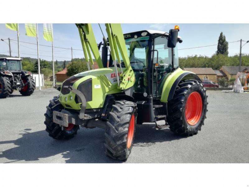 Traktor типа CLAAS ARION 410 CIS, Gebrauchtmaschine в MONTIGNAC (Фотография 1)