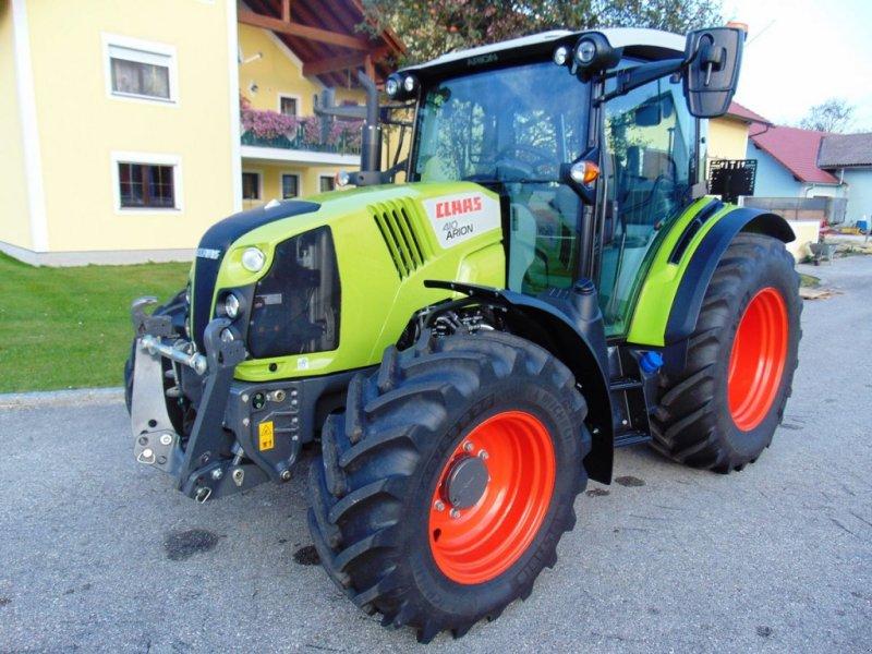 Traktor типа CLAAS Arion 410 CIS, Vorführmaschine в Neukirchen am Walde  (Фотография 1)