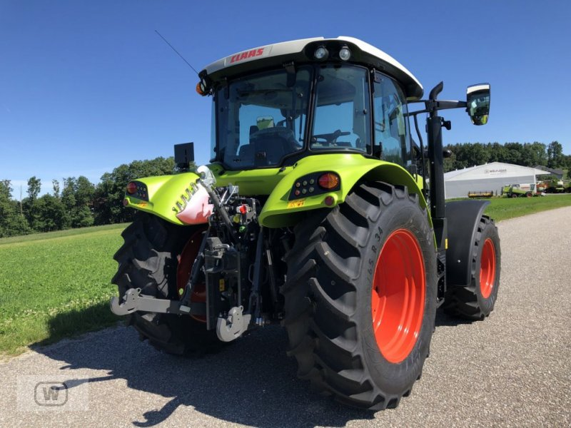 Traktor typu CLAAS Arion 410 CIS, Neumaschine v Zell an der Pram (Obrázok 5)