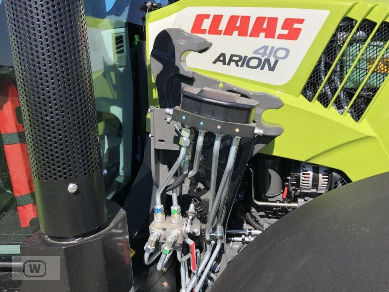 Traktor typu CLAAS Arion 410 CIS, Neumaschine v Zell an der Pram (Obrázok 12)