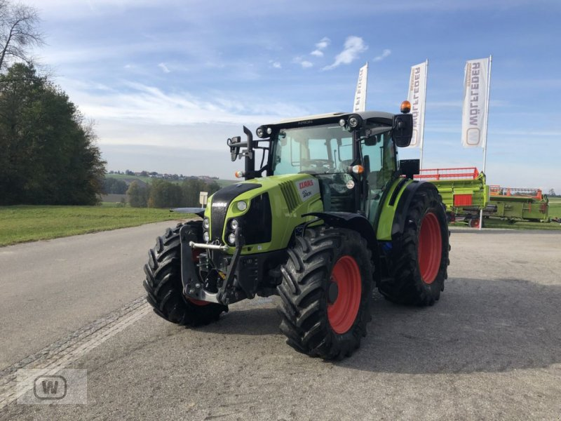 Traktor типа CLAAS Arion 410 CIS, Vorführmaschine в Zell an der Pram (Фотография 1)