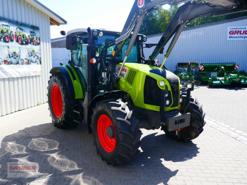 Traktor typu CLAAS Arion 410 CIS, Gebrauchtmaschine v Dorfen (Obrázok 4)
