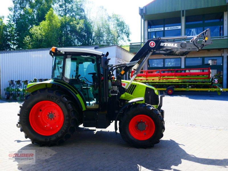 Traktor typu CLAAS Arion 410 CIS, Gebrauchtmaschine v Dorfen (Obrázok 5)