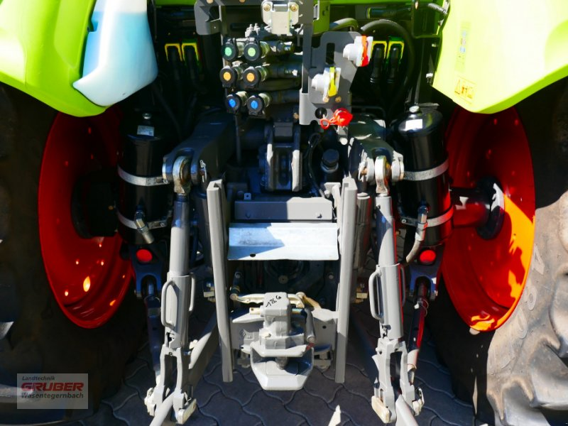 Traktor typu CLAAS Arion 410 CIS, Gebrauchtmaschine v Dorfen (Obrázok 8)