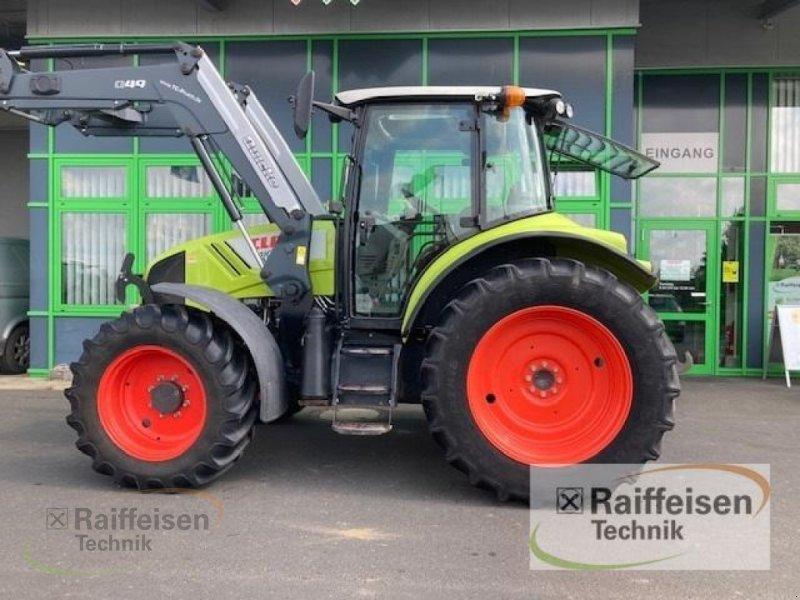 Traktor des Typs CLAAS Arion 410 CIS, Gebrauchtmaschine in Homberg/Efze (Bild 1)